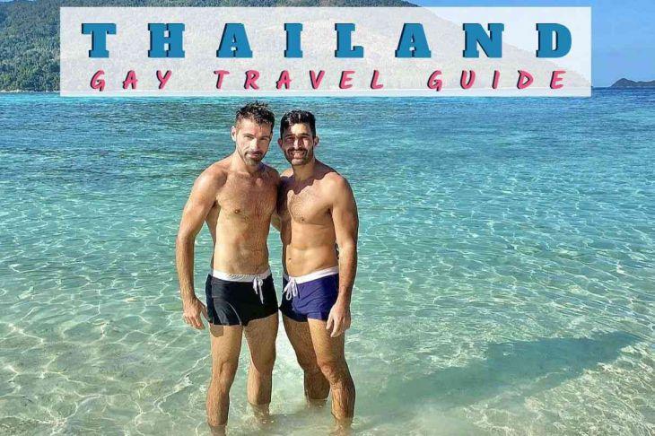 Thailand gay travel beach