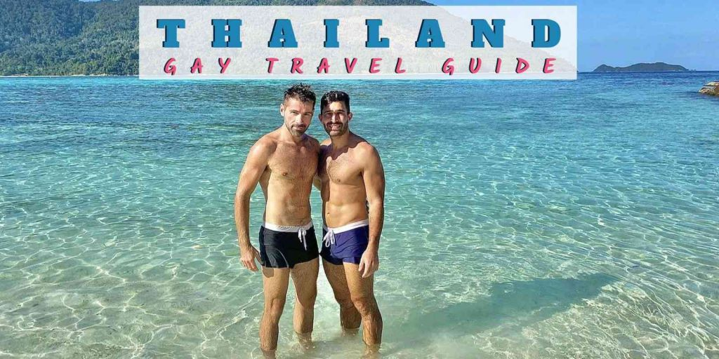 Thailand gay travel beach